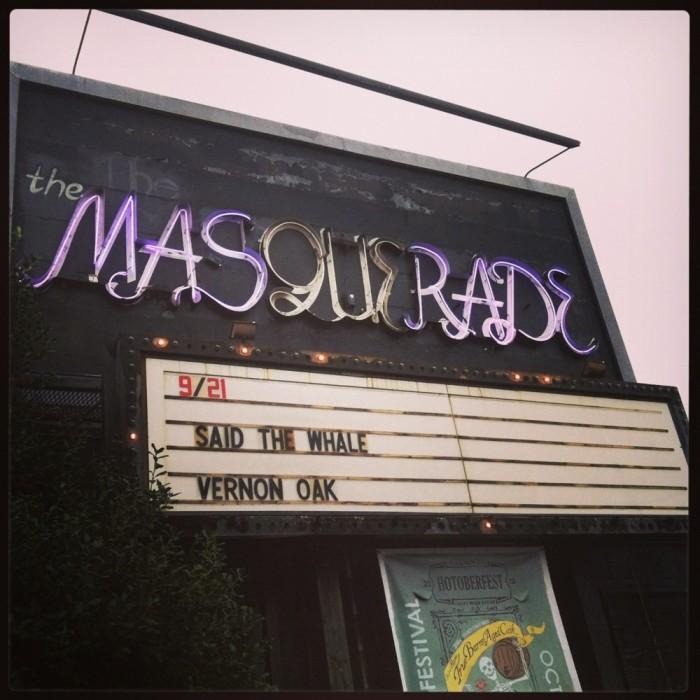 5. The Masquerade Nightclub, Atlanta