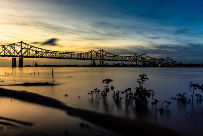 1. The Natchez-Vidalia Bridge