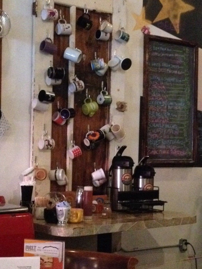 1. Bottomless coffee, Melt, St. Louis