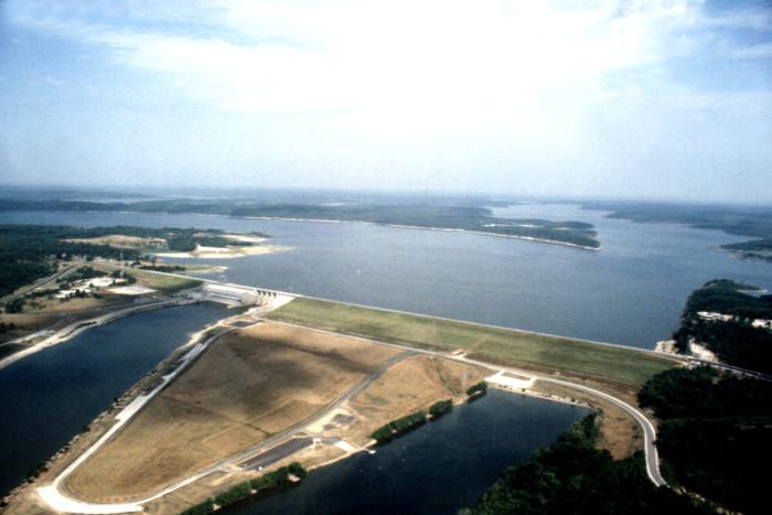1.Truman Reservoir