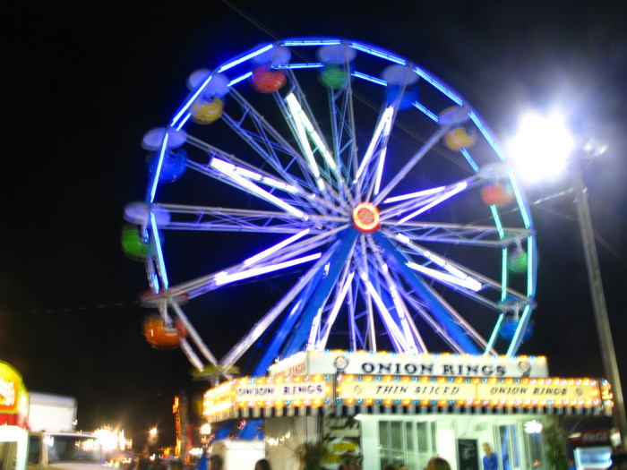 10. The Durham Fair