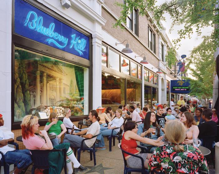 Restaurants Near The Blue Room Kansas City