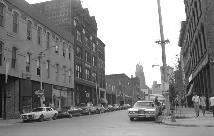 9.  Kansas City, early 1970s