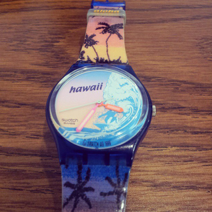 10. You never have to worry about Daylight Savings Time, because it simply doesn't exist in Hawaii.