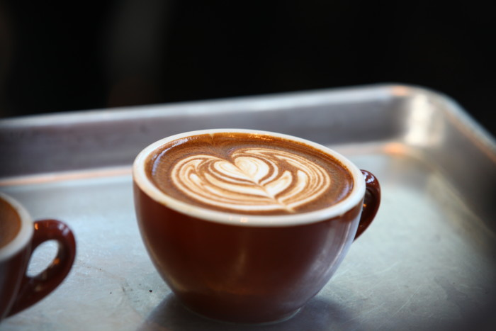 5. You won't find better coffee than the roasts here.
