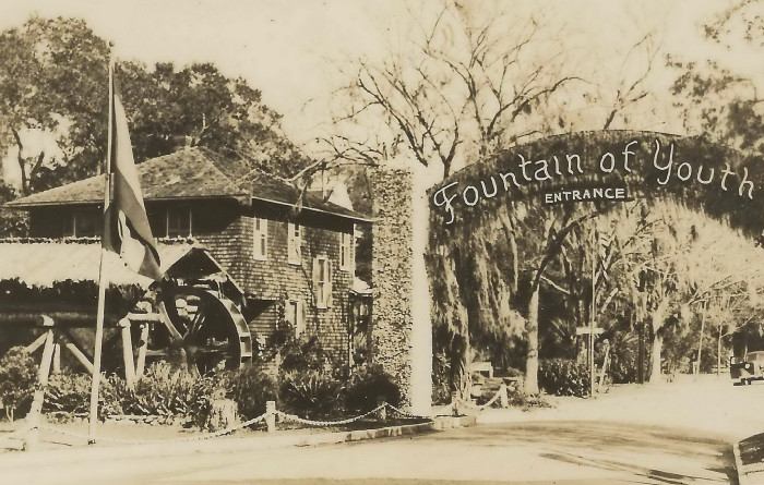 """11. """"Fountain of Youth, St. Augustine, Florida"""""""