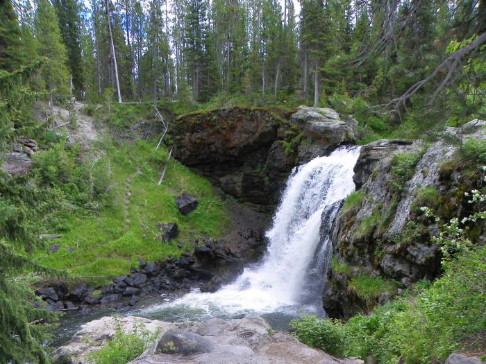 10. Moose Falls