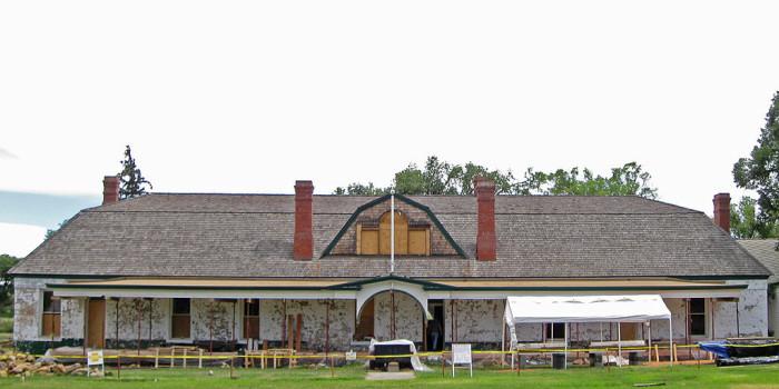 4. Fort Stanton, 104 Kit Carson Rd, Fort Stanton, NM 88323