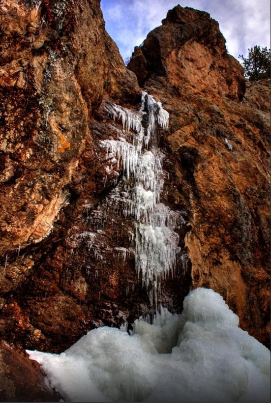 4. Horsetooth Falls (Fort Collins)