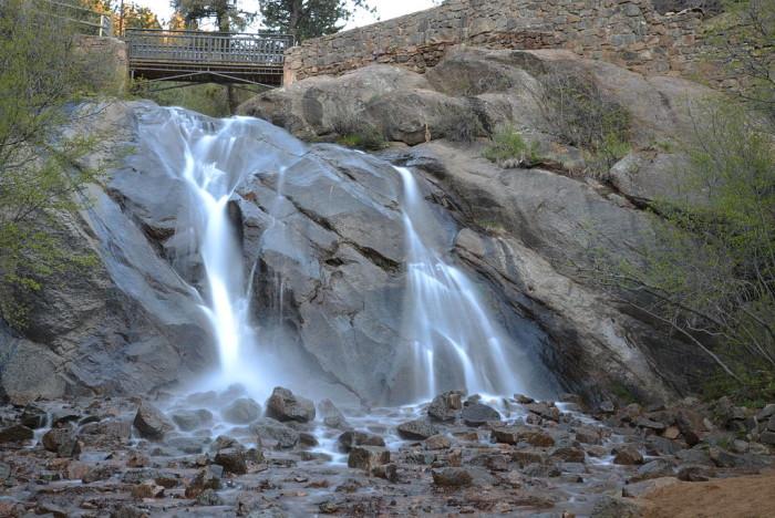 1. Helen Hunt Falls (Colorado Springs)