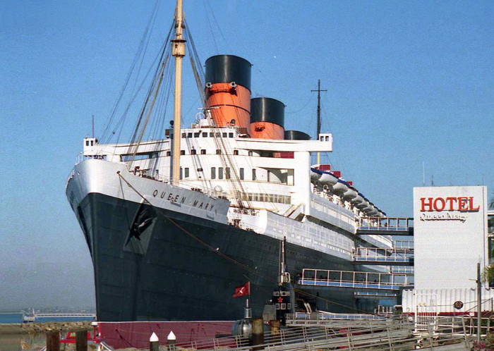 3. Queen Mary Hotel in Long Beach