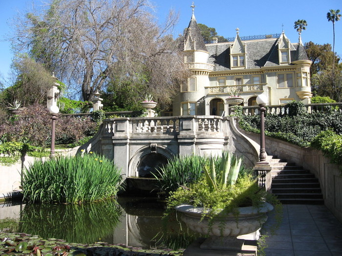 Castle wedding venues in southern california for Castle wedding venues california