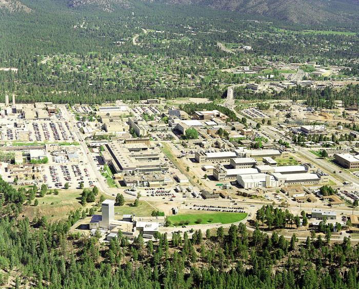 1. Los Alamos County
