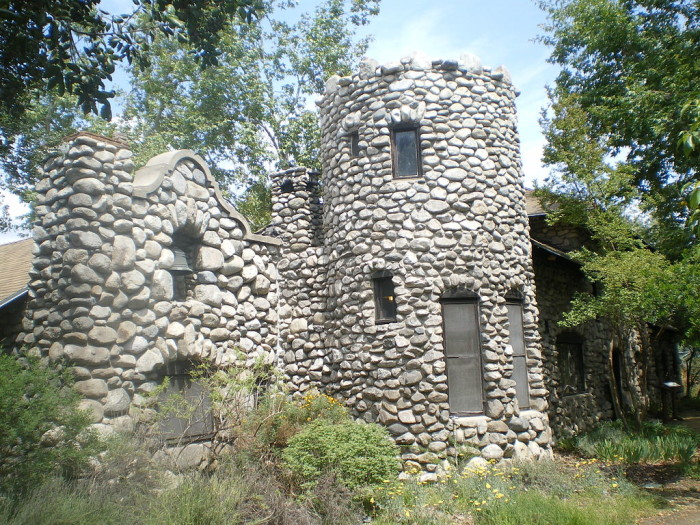 9.  The Lummis House