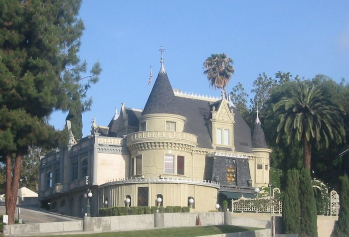 11.  Magic Castle