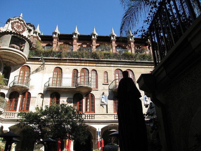 8. The Mission Inn Hotel and Spa in Riverside