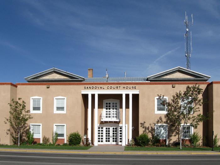 4. Sandoval County