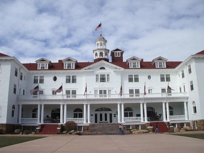 1. The Stanley Hotel (Estes Park)