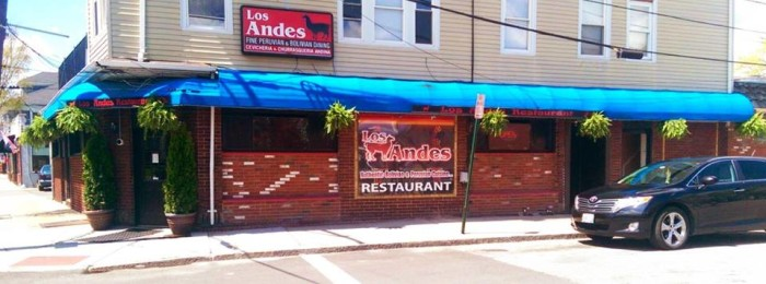 6. Los Andes, Providence