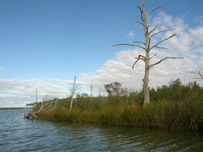 9. Lake Conoy, St. Mary's County