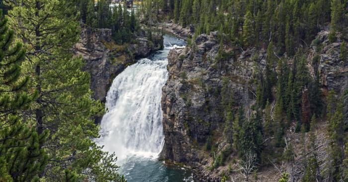 4. Upper Falls