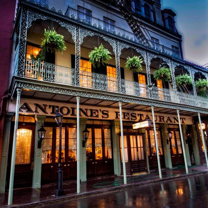 8. Antoine's, New Orleans