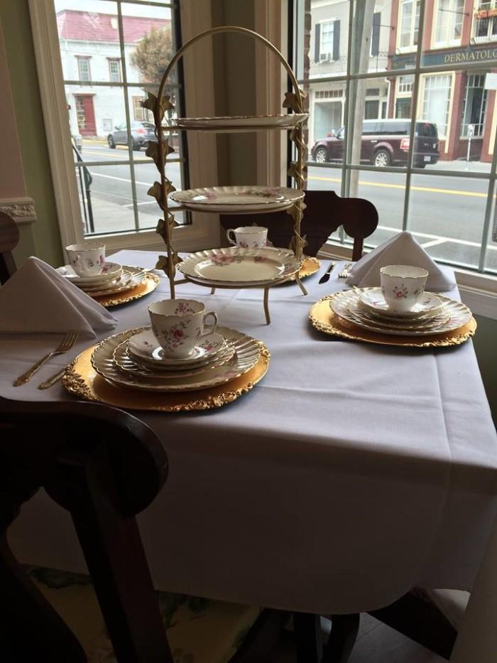 12. The Tea Cart (Berryville)
