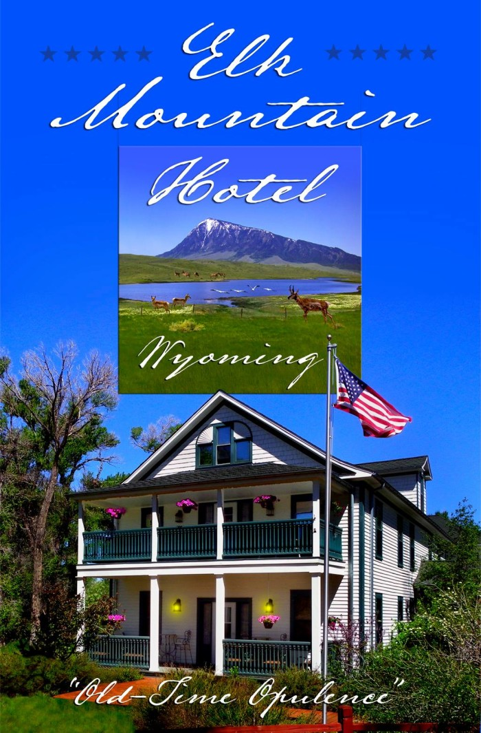 8. Historic Elk Mountain Hotel