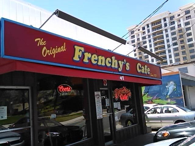 7. Frenchy's Cafe, Clearwater