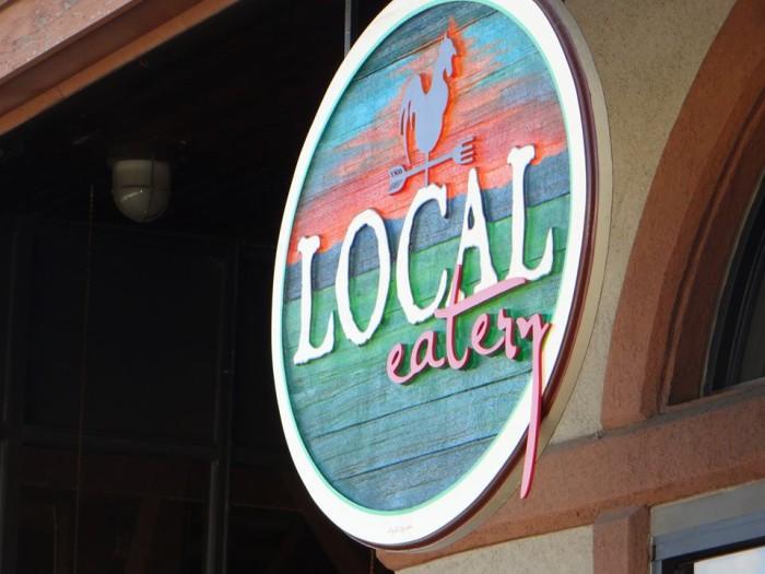 6. Laconia Local Eatery, Laconia