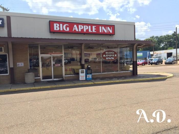 10. Big Apple Inn, Jackson