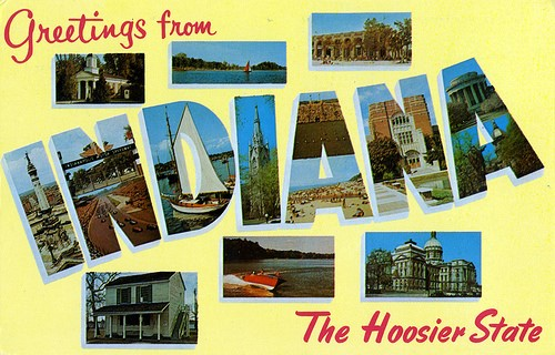 10. We refer to other Indiana residents as Hoosiers – but can't agree on what a Hoosier means or is.
