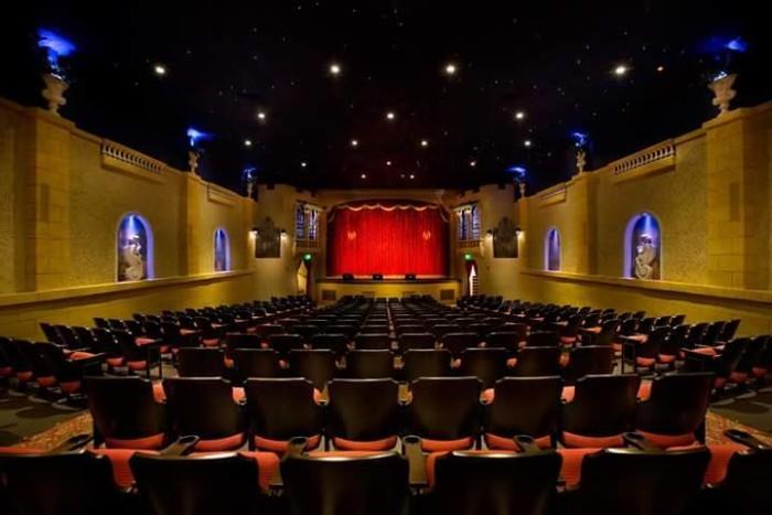 Tivoli Theater Interior