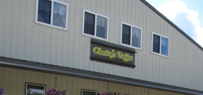 11.Charley's Buffet, Cole Camp