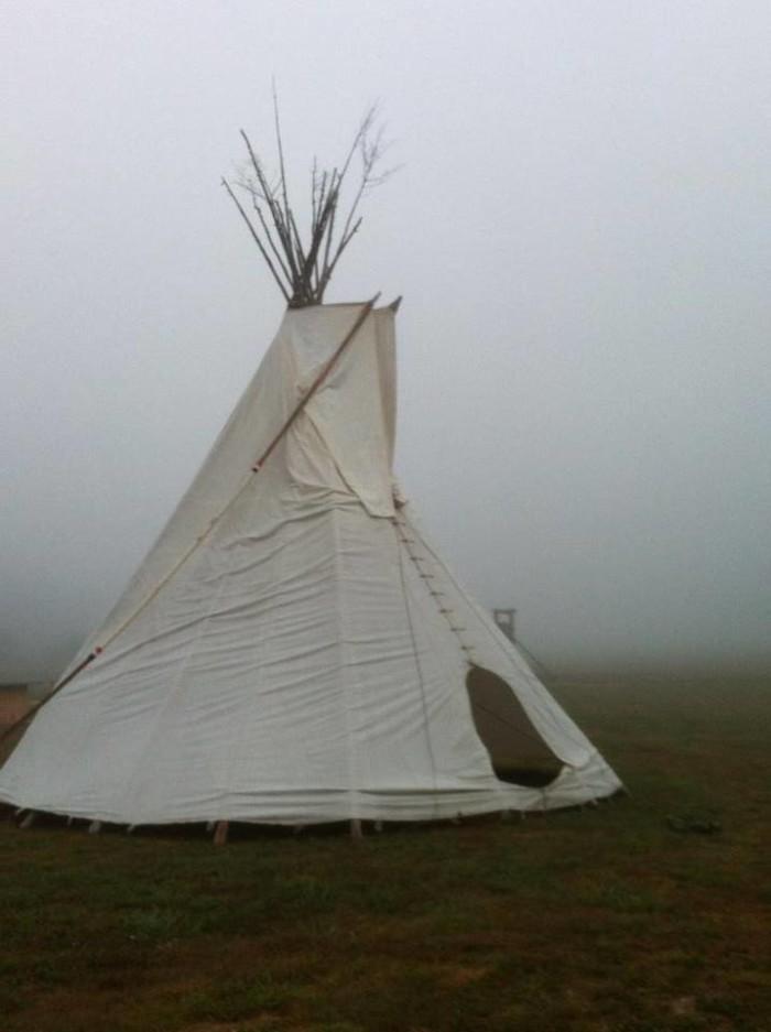 11.  Shundahai Campground, St. Robert