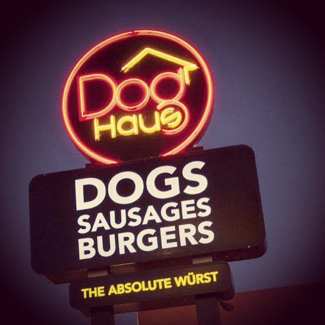 9.  Dog Haus, Pasadena and Other Locations