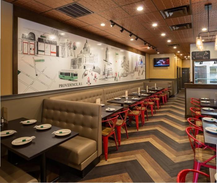2. Antonio's Pizza, Providence