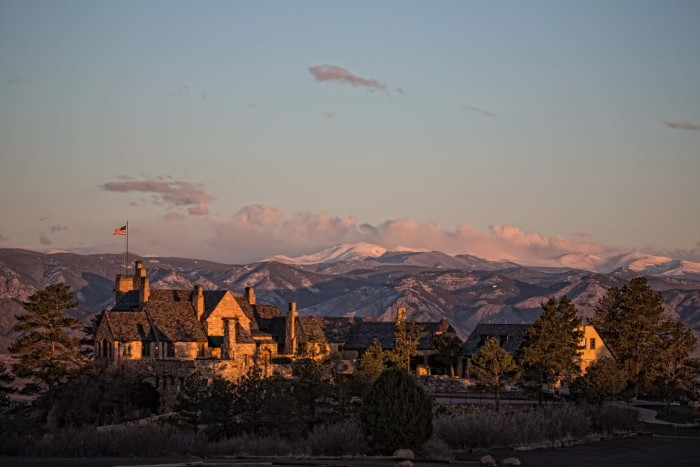 8. Cherokee Ranch & Castle (Sedalia)