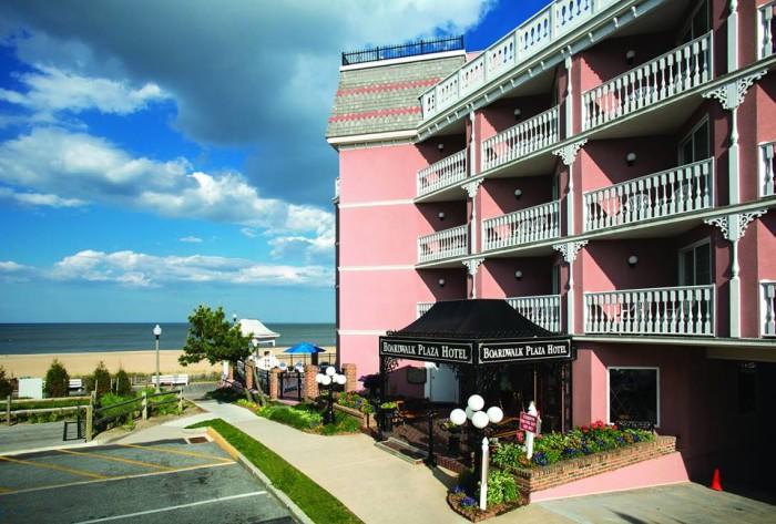 9. Boardwalk Plaza Hotel, Rehoboth Beach