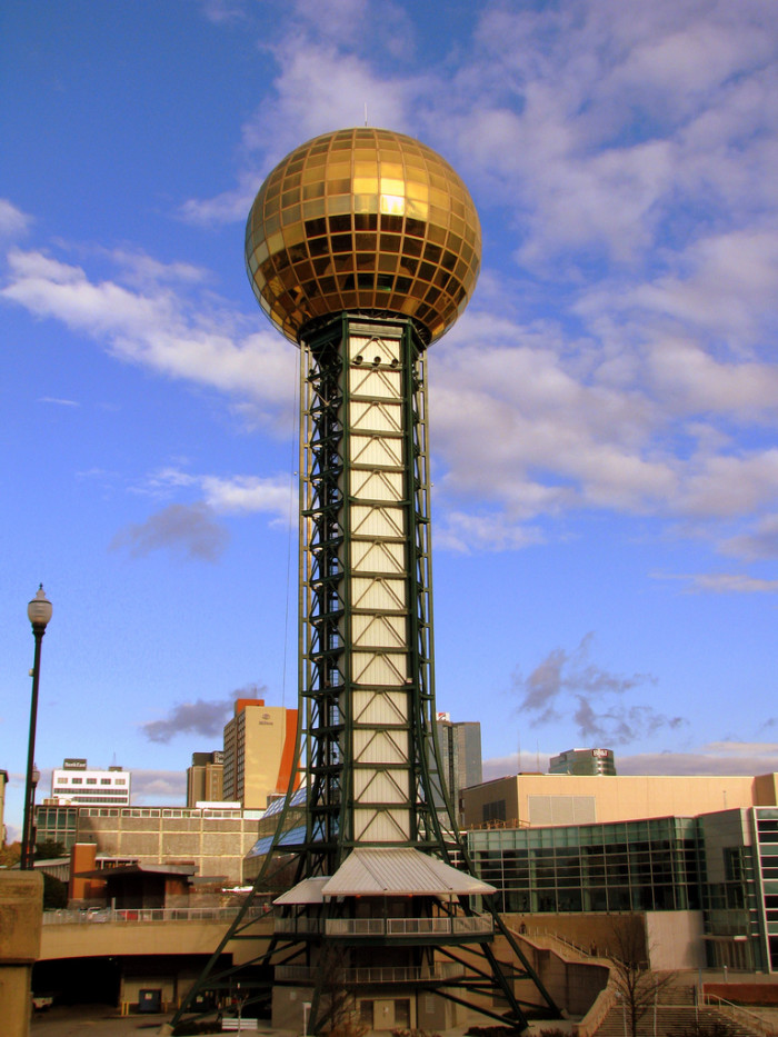 15. 11,127,786 people visited the World's Fair in Knoxville in 1982.