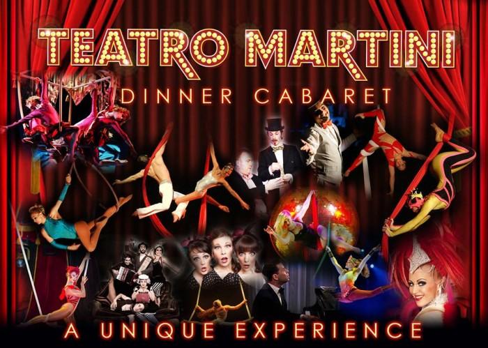 10. Teatro Martini Dinner Comedy Theatre, Buena Park