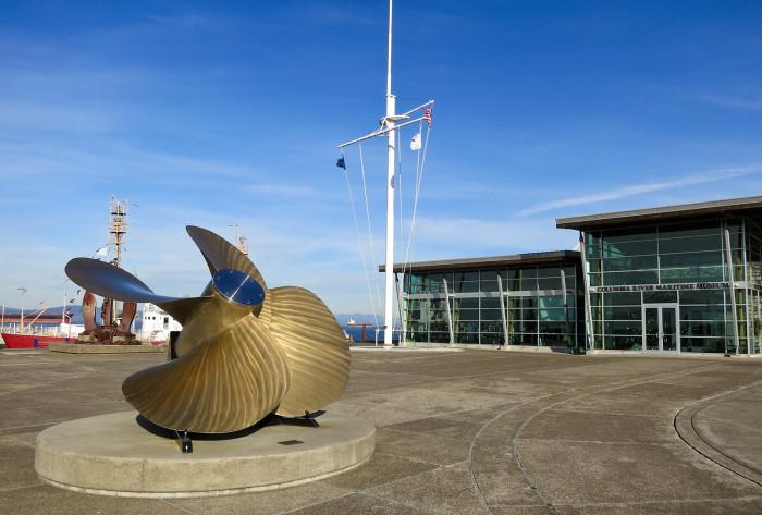 6. Columbia River Maritime Museum