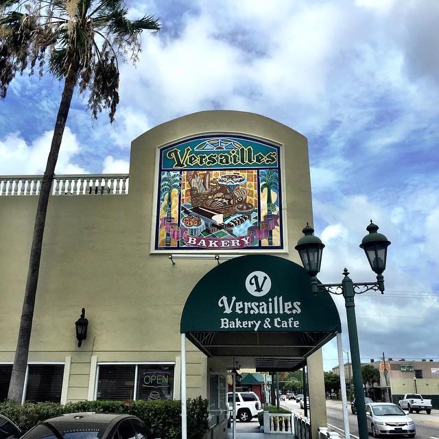 8. Versailles, Miami
