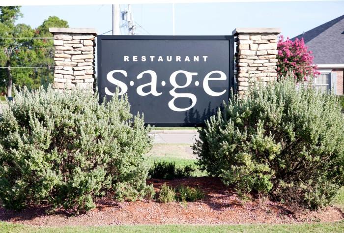 3. Restaurant Sage, Monroe
