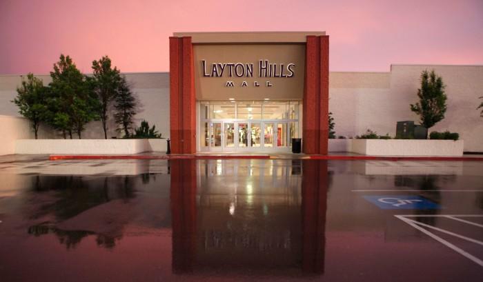 7. Layton Hills Mall, Layton