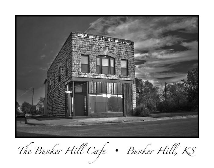 3. Bunker Hill Cafe (Bunker Hill)