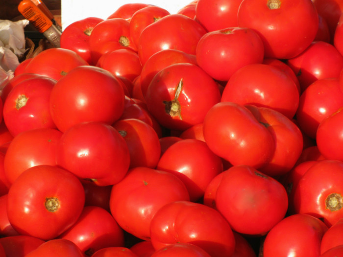 3. Jersey Tomatoes