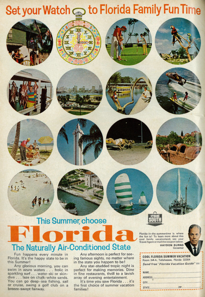 """7. """"Set Your Watch to Florida Family Fun Time"""""""