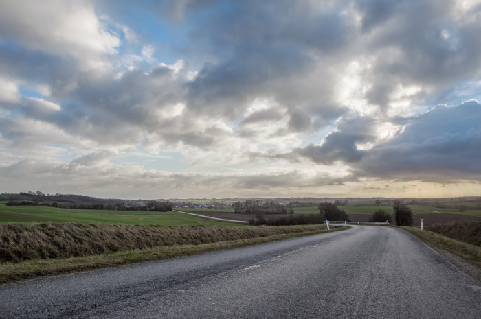 5. Long commutes and seemingly endless stretches of country roads between cities mean patience is a necessity here.