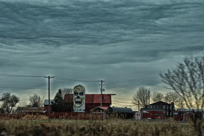 E. Frightland, Middletown
